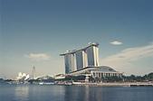 [Film 25] 2016年09月新加坡 (電影底片):遠眺金沙酒店