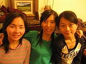 20061222 [新竹]冬至老闆家:LAB605的三位美女^^