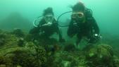 2014/06/28,29_小琉球&墾丁(陸地+海底):@小琉球的海底~ (左邊那個是我 XD)