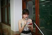 20090725 李昀&玉婷的婚禮 (附: 起低&阿宅):[婚攝版] 嗚~好醜的說話樣子阿Orz