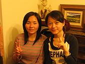 20061222 [新竹]冬至老闆家:可愛的學妹--藝霖跟顗婷