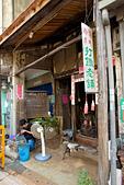 2013年10月生活:2013-10-18_老闆正在磨刀 @橋南老街