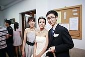 20090725 李昀&玉婷的婚禮 (附: 起低&阿宅):[婚攝版] 傳說我變背景了XD
