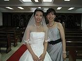 20090725 李昀&玉婷的婚禮 (附: 起低&阿宅):不免俗要再合照一下^^