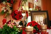 20090725 李昀&玉婷的婚禮 (附: 起低&阿宅):[婚攝版] 喜宴布置