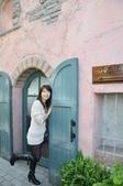2011-04-09_心之芳庭 & 國立台灣美術館:我也不知道我的腳在翹什麼...XD