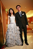 20090725 李昀&玉婷的婚禮 (附: 起低&阿宅):[婚攝版] 第三套禮服