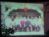 """2005.10.23.48週年堂慶:旁邊的照片""""牆"""""""
