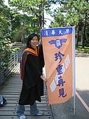 20070622 碩士服拍拍拍 (李昀 & NCU_Math):珍重再見(泣~~~)