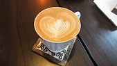 2013年01月生活:拿鐵 @七張精靈咖啡館
