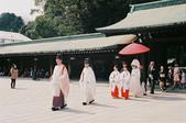 [Film 33] 三月關東_Day2/3東京&奧日光 (By 月光機):明治神宮的日式傳統婚禮