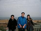 2006.02.06.北海岸一日遊(王子變青蛙朝聖團):意外的第一站_野柳