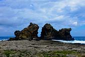 2015年10月蘭嶼的海與陸:雙獅岩