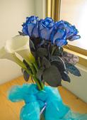 2013-03-17_拔的訂婚宴:從新娘子手中接過捧花,我一定會很幸福的!