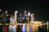 [Film 31] 2016年09月新加坡 & 12月生活:濱海灣旁的高樓大廈
