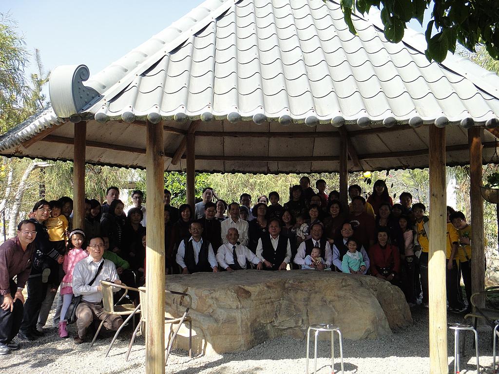 2011年02月_農曆新年(兔年):[初五] 姨丈的家族大聚會