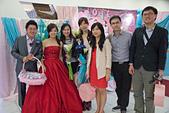 2013-03-17_拔的訂婚宴:跟今天最美麗的新娘子一起大合照