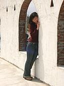 2006.02.06.北海岸一日遊(王子變青蛙朝聖團):觀美旅店的後天台_中角灣咖啡屋