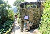 2012-10-15_南竿慢慢遊:位於夫人村的「夫人咖啡館」,地處偏遠,由老闆娘從一把鐮刀開始,一砍一劈的把老石屋整修成現在的樣子。