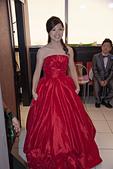 2013-03-17_拔的訂婚宴:鐺鐺鐺鐺鐺!我有猜中禮服顏色喔! (妳說妳說~我有了解妳吧 :p)