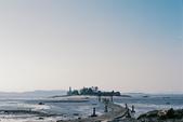 [Film 28~30] 2017年01月金門三日遊:退潮時分才看得到的摩西分海畫面