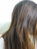 2010年05月生活:05/07_[手震><] 黑黃漸層的頭髮