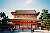 [Film 18] 金澤(2015/12) & 京都(2016/03):〔2016-03-12〕平安神宮