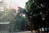 [Film 33] 三月關東_Day2/3東京&奧日光 (By FM2):明治神宮