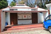 2012-10-14_東引中柱港 & 南竿:很小的南竿天主堂,現在並沒有神父常駐在此,大概一個月會有智利神父來一趟。