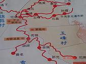 2006.08.17.司馬庫斯歷險記:第三站:青蛙石的遊覽地圖
