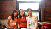 2013年01月生活:2013-01-06_高中班導小聚 @七張精靈咖啡館