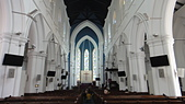 2012-03-24_新加坡第二天,徒步旅行市政區:111733_太久沒上教堂,來教堂祈禱一下