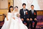2015-01-11_玉羚婚宴 (我的伴娘初體驗):我、玉羚、祐祥、伴郎