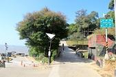 2012-10-15_南竿慢慢遊:從『鐵板村』口,準備步行前往『鐵堡』。