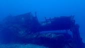 2017年11月,平常日的小琉球海底三日遊 (NO. 145~151):沉船