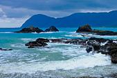 2015年10月蘭嶼的海與陸:十月的浪很大!