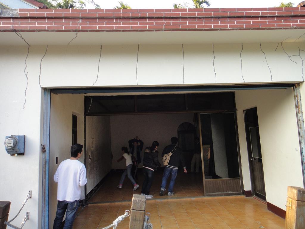 2011年01月生活:0101_再訪九份二山磁場屋,磁場還是一樣強!!
