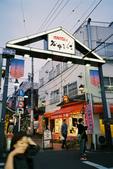 [Film 33] 三月關東_Day2/3東京&奧日光 (By 月光機):過完亂七八糟的東京第二天,來到谷中銀座