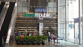 2012-03-24_新加坡第二天,徒步旅行市政區:093915_有沒有很熟悉的foodrepublic^^