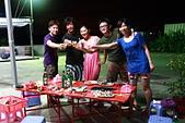 2014/06/28,29_小琉球&墾丁(陸地+海底):吃到最後一刻、也喝到最後一刻;超肥的一頓晚餐。