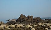 2013-03-09_石門 & 老梅:據說是很有一點什麼的石頭  @富貴角