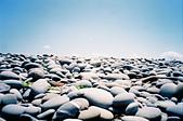 [Film 36] 日光 (日本)、瑞里 (嘉義)、南田 (台東):台東,南田,漂亮的鵝卵石