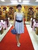 20090725 李昀&玉婷的婚禮 (附: 起低&阿宅):應趴姊要求的全身照!
