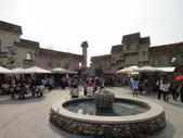 2011-04-09_心之芳庭 & 國立台灣美術館:歐洲混合風廣場(多國風格齊聚!)