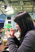 2013年01月生活:認真打卡的阿姨 @建國啤酒廠