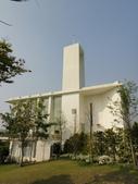 2011-04-09_心之芳庭 & 國立台灣美術館:庭園婚禮區(這個好像是教堂)