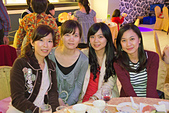 2013-03-17_拔的訂婚宴:高三四班的四朵花(少了新娘一朵)