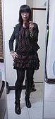 2010年05月生活:05/12_公主風上班專著(好醜的站姿)