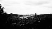 20120531基隆港和獅球嶺古砲台(黑白懷舊顆粒攝影):