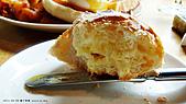 【驢子餐廳】太幸福了:等它們再一起我就可以吃掉它了!!!!!!!真美味!!麵包好酥哦~